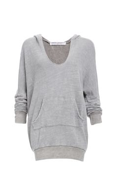 Project Social T Bonfire Hoodie in gray S - L at DAILYLOOK