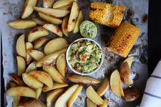 Potato with guacamole:) Easy peasy recipe. Easy Peasy, Guacamole, About Me Blog, Mexican, Potatoes, Hands, Ethnic Recipes, Food, Potato