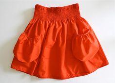 las faldas con bolsillos!! ♣♦