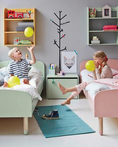 Danish children's furniture brand FLEXA with their new Play FLEXA range