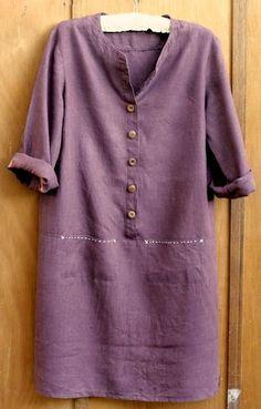 Union Dress. The Drapery: Merchant & Mills
