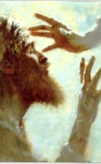 Igual que el ciego Bartimeo tendríamos que gritar: ¡Jesús, Hijo de David, ten piedad de mí!. Esperar a que Cristo nos pregunte qué queremos y abrir nuestro corazón a su misericordia. La justicia de Dios será la que obre el milagro de darnos lo que realmente necesitamos y cualquier cosa que podemos pedirle. Pidámosle que nos abra los ojos, los oídos y el corazón. Sólo El puede hacer ese tremendo milagro.