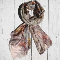 Medium 3cf3b75aCASHMERE VINTAGE GLOBE DIGITALLY PRINTED SCARF  Each large scarf is woven delicately using cashmere and modal yarn to yield the softest blend. Scarf is digitally printed in our studio in India, using timeless nautical themes. The luxurious fabric and the light-weight materials are perfect for all seasons and occasions.  ...MADE BY HOUSE OF ALVA
