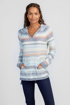 1afa0f9021d5 Mesa Sweater Poncho - Sierra Paradise