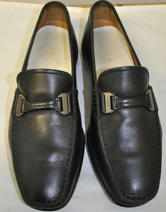 a0607882d11d Tod s Mens Black Leather Loafers Size 5  Tods  loafers