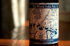 Brew Dog Old World India Pale Ale