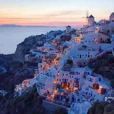 Santorini Greece.. :)