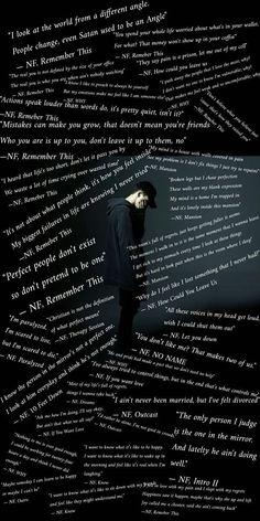 Nf Quotes, Hip Hop Quotes, Hurt Quotes, Lyric Quotes, Movie Quotes, Qoutes, Nf Lyrics, Music Lyrics, Drake Lyrics