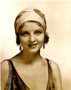 lovely ziegfeld girl - 1920s