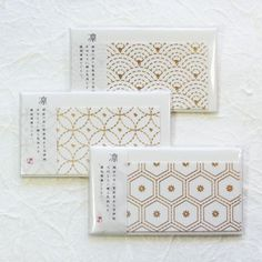 Graphic / Design / Business Cards / Card / Pattern / Art Deco / Asian / Gold / Metal / Metallic Finishing / Pointilhism / Broken Line / Branding / Brand Design / Ideas / Inspiration