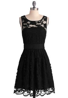 $99.99 When the Night Comes Dress, #ModCloth