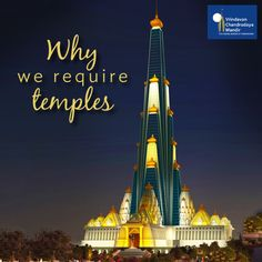 It'll be a proud moment for us! Become a part of world's tallest Krishna Temple