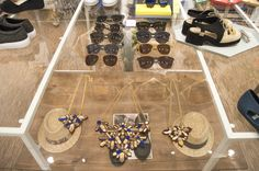 Jewellery from Wolf & Moon and sunglasses from Haikw/Kaibosh