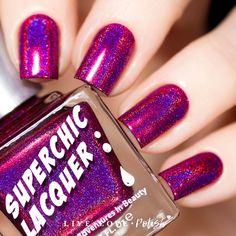 SuperChic Trap Queen Nail Polish (Urban Dictionary Collection)