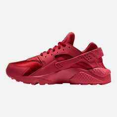 Left view of Women's Nike Air Huarache Casual Shoes Nike Air Huarache Ultra, Nike Huarache, Heels Quotes, Nike Shoes, Sneakers Nike, Best Running Shoes, Summer Shoes, Summer Sandals, Jordan