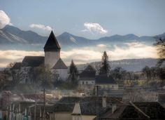 Hosman is one of the special fortified churches in Transylvania, which has…