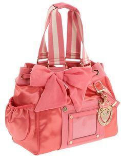 Juicy Couture Daydreamer Heart Medallion Bag <3