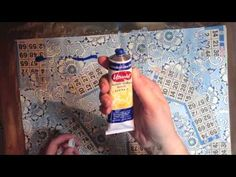 ▶ It's 5 o'clock Somewhere Art Journaling Tutorial - YouTube