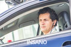 Cesar Urnhani, piloto do safety car | Lancer Cup