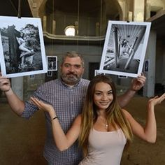 Czech photographer presents photos of nudes in Jewish synagogue in Zatec