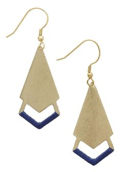ModCloth | Detailed It! Earrings #modcloth #earrings