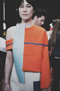 See our pick of the best from the University of Brighton's BA Fashion show 2014: http://www.dazeddigital.com/fashion/article/20275/1/brighton-university-ba-fashion-2014