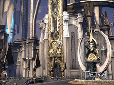 elf architecture google night blood elven fantasy elves buildings building