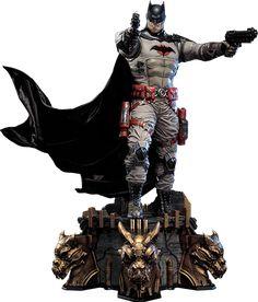 Batman Flashpoint Version Statue