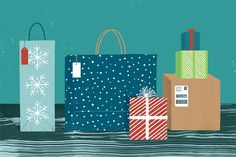 How to Be Mindful While Holiday Shopping - The New York Times