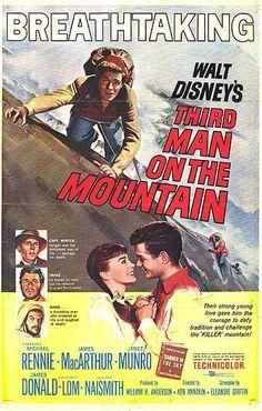 El tercer hombre en la montaña (1959) Esp | DESCARGA CINE CLASICO
