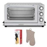 *@* Cheap Price 2013!! Cuisinart TOB-130 Deluxe Convection Toaster Oven Broiler + Oven Mitt + 7-Piece Knife Set w/ Pine Block (Stainless Steel) discount - http://cheapjuiceextractor.com/cheap-price-2013-cuisinart-tob-130-deluxe-convection-toaster-oven-broiler-oven-mitt-7-piece-knife-set-w-pine-block-stainless-steel-discount/