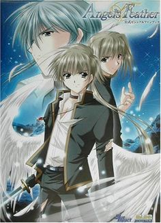 Angel's Feather Official Visual Fan Book (B'sLOG COLLECTION) Japan anime -145
