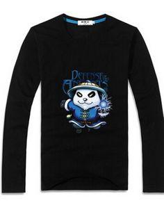 Personalizado camiseta Dota t para homens Raijin Thunderkeg impresso camiseta-