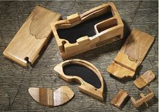 Learn how to create a puzzle box with these FREE woodworking plans!