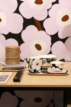 Pinjacolada: Marimekko home S/S 19 sneak peek Marimekko, Inside A House, Haida Art, African Textiles, Illuminated Letters, Japanese Patterns, Linocut Prints, Textile Artists, Repeating Patterns
