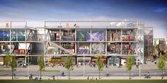 Hawkins Brown planen in London / Kunstfabrik - Architektur und Architekten - News / Meldungen / Nachrichten - BauNetz.de