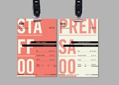 NOW - happenings festival by Rocío Fernández Fuks, via Behance: