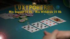 main pada situs luxypoker99 terbaik yang nanti nya dapat membantu anda terutama para pecinta judi poker pemula yang baru saja ingin mencoba bermain judi poker..