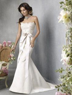Beautiful Inexpensive Wedding Dresses
