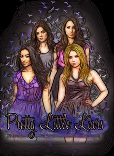 Pretty Little Liars by sidiator.deviantart.com on @deviantART