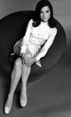 """16c27eb5ac0b Moore was best known as the spunky professional Mary Richards on """"The Mary  Tyler Moore Show"""" and as Laura Petrie, the wife of a comedy writer, ..."""