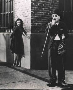 Charlie Chaplin  Goddard Modern Times 1936
