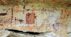 2.out.2013 - Declarada Patrimônio da Humanidade em 1991 pela Unesco, a Serra da Capivara, no Piauí, guarda os vestígios mais antigos da presença do homem nas Américas, afirma Niede Guidon, arqueóloga de 80 anos que desde chefia a missão de escavações no parque desde a década de 1970