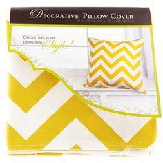 Yellow Bedroom on Pinterest   Gray Chevron, Hobby Lobby ...