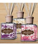 A room full of fragrance without the worry of a flame.  Simply place the reeds in the concentrated fragrance oils and enjoy.  Flip the reeds for months of refreshing fragrance.  Perfect for offices, schools and homes.  Choose a Signature Fragrance, Aromatherapy Fragrances or Powder Fresh for Babies.  Personalize any Diffuser with a monogram of your choice.  Only $3.00 more.