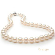Classic Single Strand Freshwater Pearl Necklace