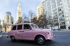 10 Unique Concierge Services Across the United States: The Concierge Service: Pink Taxi Transport Langham Hotel, Boston Things To Do, New England Style, Five Star Hotel, Vacation Style, In Boston, Luxury Living, Taxi, Lodges