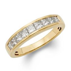 F, SI2-I1 Size 6-8 0.18 Carat Round Cut Natural Diamond 12-Stone Eternity Anniversary Ring Solid 14K Gold Wedding Band Stackable Ring