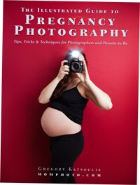 How to pose for maternity photos