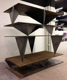 """Equilibrium"", Swiss Art Award for Architecture, 2013"